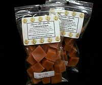 FRANKINCENSE & MYRRH Herbal Scented Soy Paraffin Tart Wax Melt Chunk Home Candle
