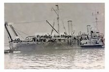 rp17808 - Royal Navy Warship - HMS Lingfield , built 1916 - photo 6x4