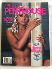 Girls of Penthouse - 1990 February March