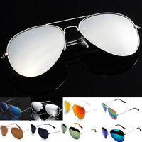 Unisex Women Men Vintage Retro Fashion Vintage Eyewear Sunglasses Glasses Shades