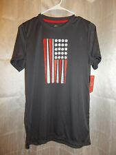6956b157 Youth - BCG - Baseball Flag Moisture Wick Shirt - Size XL 18-20