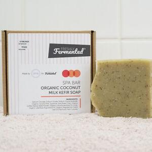 Organic Spa Bar Kefir Soap