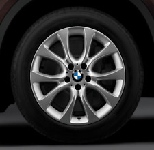 4 Orig BMW Winterräder Styling 450 255/50 R19 107V M+S X5 F15 73dB 19B302