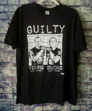 """Young Bucks """"Guilty Censored"""" Men's XL T-Shirt By Gildan~NWOT~US SELLER"""
