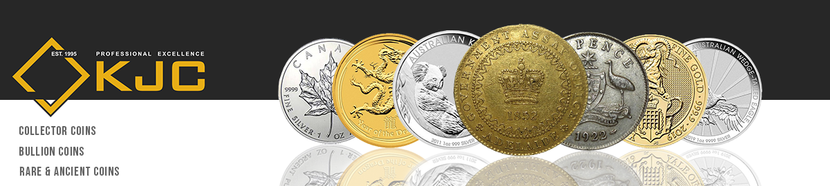 KJC Coins Australia