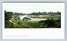 Cleveland OH, Wade Park, Vintage Ohio Postcard