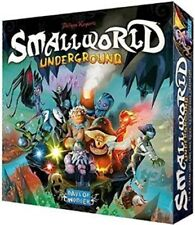 SMALL WORLD - Undergrounbd Board Game (Days of Wonder) #NEW