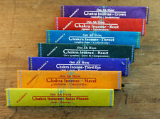 7 in 1 OM AH HUM Chakra Tibetan Incense Stick, Nepal