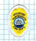 Fire Patch - Portsmouth Batallion Chief