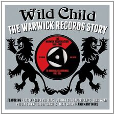 WILD CHILD-WARWICK 3 CD NEUF
