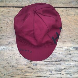 CHPT3 Last Vuelta Cycling Cap Love & Hate - Ruby Red