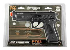 Taurus PT92 CO2 Powered NBB Airsoft Pistol Black 377 FPS 13 Round Magazine