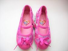 Disney Canvas Shoes Pink Casual Toddler Girls Various Sizes NWT