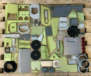 Job Lot of Assorted Tornado Aircraft Parts. Aviation Art. Upcycle [GR402B-1]