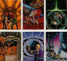 Barclay Shaw : The Art Of : Full 90 Card Fantasy Art Base Card Set - New