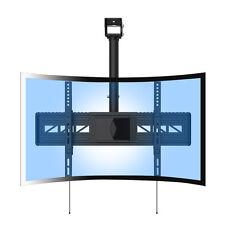 "Loctek CM3 Ceiling Curved Flat TV Wall Mount for 32""-65"" UHD OLED 4K Samsung"