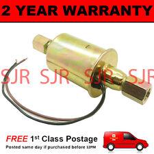 POMPA di carburante universale Benzina Diesel 120 LPH 12v KIT CAR COMPETIZIONE RALLY 9 PSI
