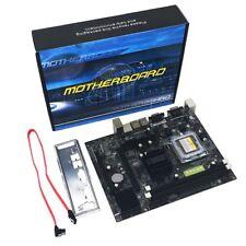 Intel G41 LGA 775 DDR3 Desktop Computer Motherboard for Dual-core Quad-Core IO