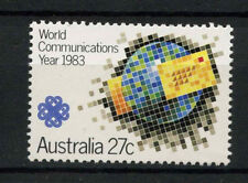 Australia 1983 SG#887 World Communications Year MNH #A76672
