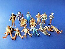 17 figurines publicitaires mini-berlingots NESTLE - Walt Disney Pocahontas 1996