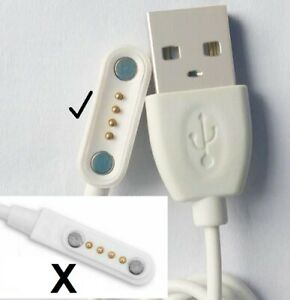DM09 Smartwatch Charger USB Cable ORIGINAL! WILL FIT DM09!