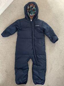 Boys snowsuit 18-24 months