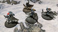 Warhammer 40k - Space Wolves Thunderwolf Cavalry and Wolf Lord on Thunderwolf