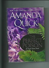 The Perfect Poison by Amanda Quick VGC Hardcover Arcane Society