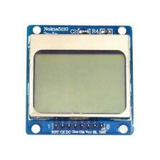 Ecran retroéclairé BLEU 5110 84x48 LCD Nokia