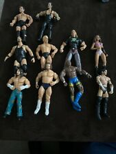 Lot Of 10 WWE Action Figures. 2003-2010