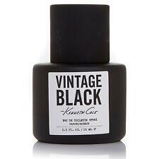 Kenneth Cole Vintage Black Herren Eau de Toilette Spray 0.50 OZ