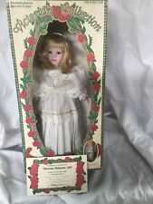 Victorian Collection by Melissa Jane 1995 comes with matching ornament