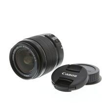 Canon 18-55mm F/3.5-5.6 IS II EF-S Mount Lens For APS-C Sensor DSLRS {58} - EP