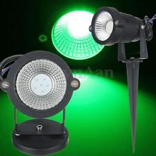 6/9/12W LED Fluter Flutlicht Strahler Garten Rasen Lampe Wasserdicht IP65 Außen