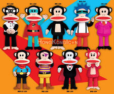 Paul Frank 7-Eleven Hong Kong Julius Monkey Plush Doll Strap Ornamet Set of 9