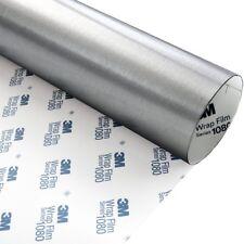 Brushed Titanium Film Vinyl 3M BR230 1080 30x150cm