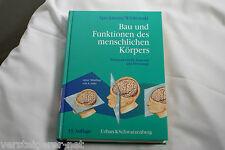 Speckmann/Wittkowski Bau und Funktionen des menschlichen Körpers, 19. Auflage