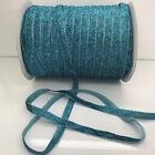 "New 5 yards 3/8""10mm Sparkle Glitter Velvet Ribbon Headband Craft supplies #29"