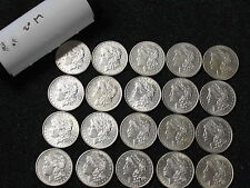 20 MORGAN SILVER DOLLARS- ASSORTED DATES-GRADES-CONDITIONS-FREE SHIPPING
