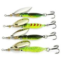 Dragon Veltica Spinner 14-20 Predator Tackle Soft Lure Fishing spinner comet jig