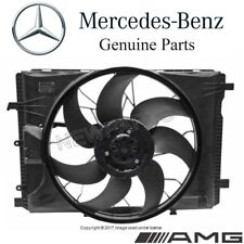 For Mercedes W204 C204 W212 C207 X156 X204 R172 Engine Cooling Auxilary Fan OES