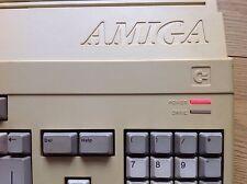 Very Rare Boxed Commodore Amiga 500 Chicken Lips Space Invader Kickstart 1.2 C=