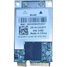 Dell Broadcom Mini PCI-E WiFi WLAN Card XPS M1210 M1330 M1710 JC977 DW1490 GOOD