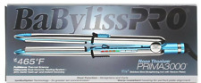BaByliss Pro Nano Titanium Prima 3000 Flat Iron 1 1/4 Inches, Brand New In Box