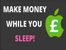 £200+ A DAY   EARN AS YOU SLEEP PASSIVE INCOME METHOD   EASY BUSINESS FOR SALE