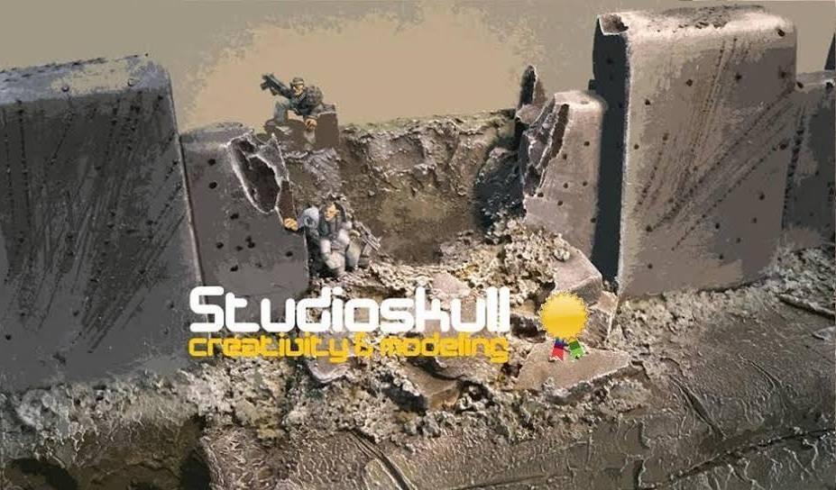 studioskull by philydorf