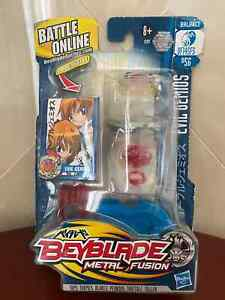 Out of Production Hasbro Beyblade Metal Fusion BB-56 EVIL GEMIOS