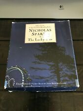 The Lucky One by Nicholas Sparks (2008, CD, Unabridged)