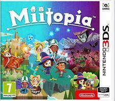 Jeu Nintendo 3ds Miitopia neuf scellé