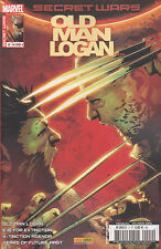 SECRET WARS OLD MAN LOGAN N° 2 Marvel France Panini comics Wolverine